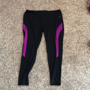 Pants - women's athletic leggings
